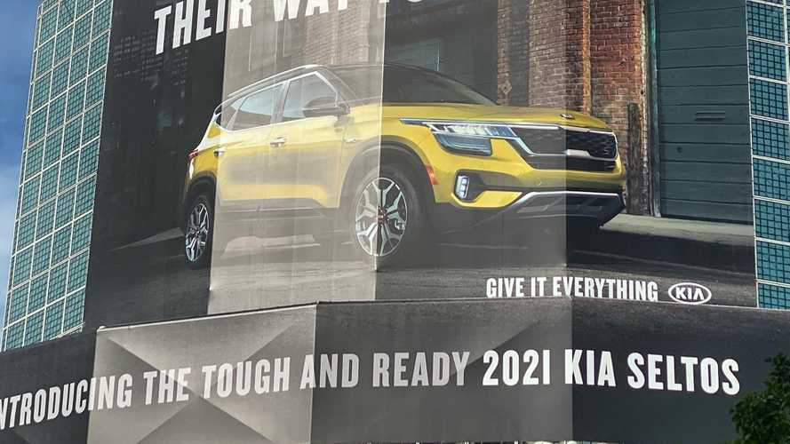 2021 Kia Seltos Leaked Ahead Of U.S. Debut In Big Way, Literally