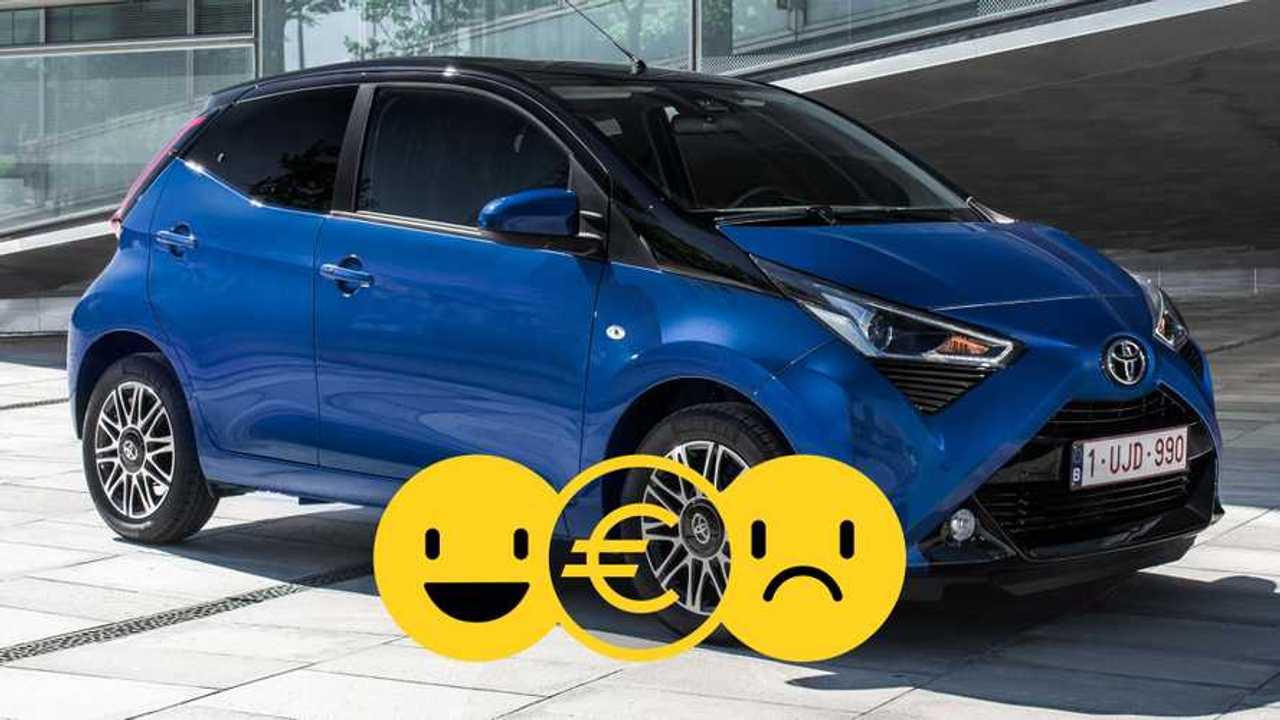 Copertina Promozione Toyota Aygo ottobre 2019