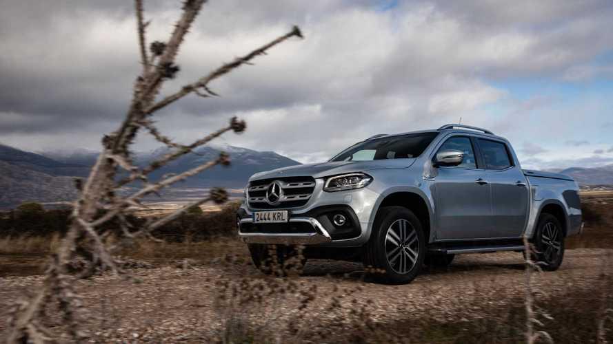 Prueba Mercedes-Benz X 350 d 4MATIC 2019, un lujo nunca visto