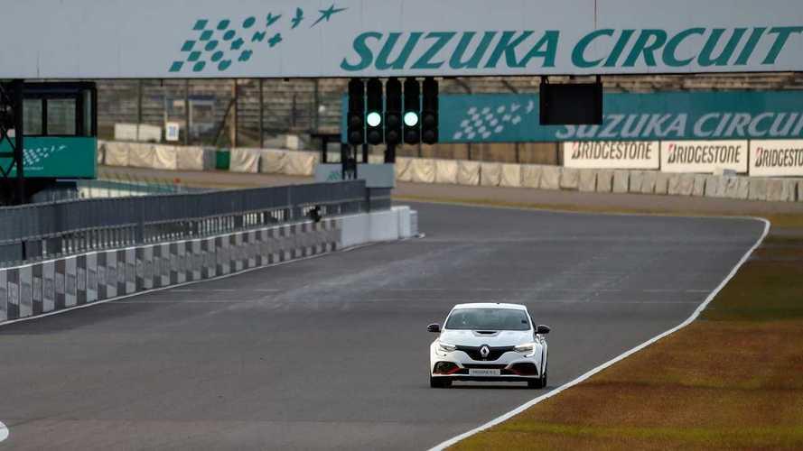 VIDÉO - Le record de la Renault Mégane R.S. Trophy-R à Suzuka
