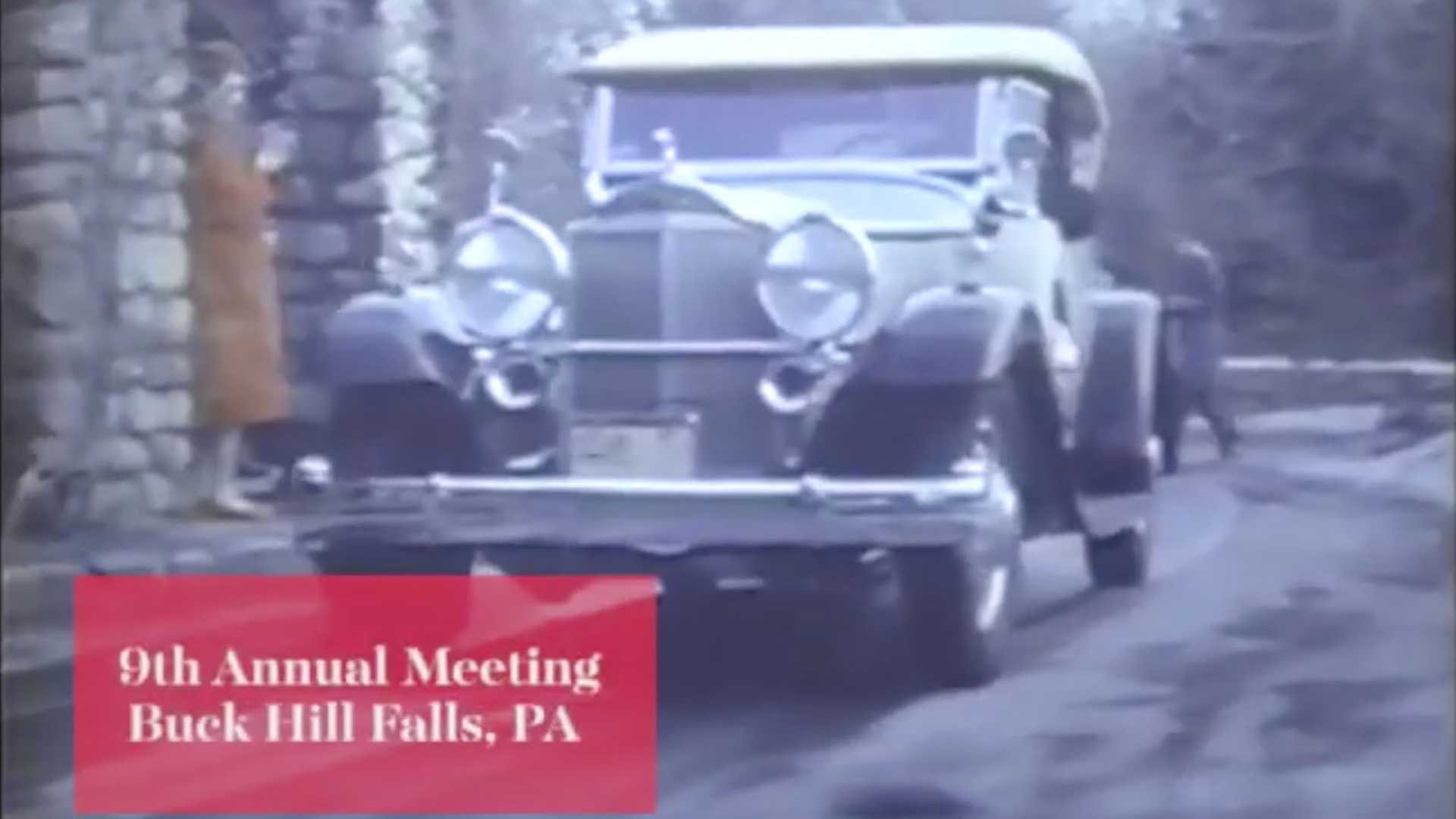 "[""Take A Video Tour With The CCCA At Buck Hills Falls""]"