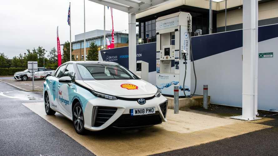 Così l'auto a idrogeno spingerà le stazioni di rifornimento