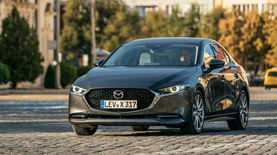 Test: Mazda 3 Fastback Skyactiv-X 2.0 M Hybrid (2019)