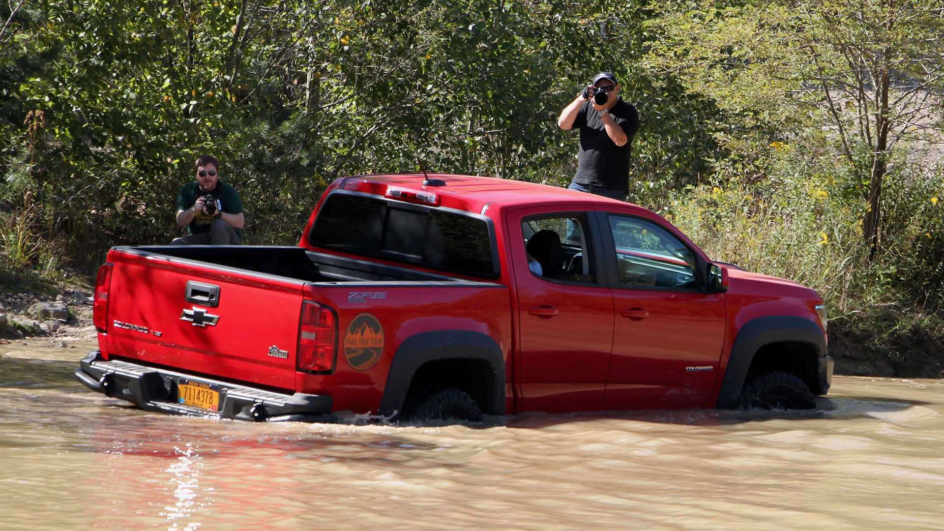 Fighting Dirty: Comparing Ford, Chevy, Jeep, And Toyota ...