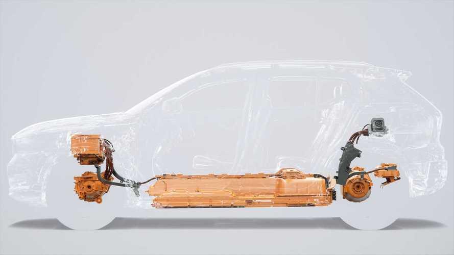 Le prochain Volvo XC40 électrique sera
