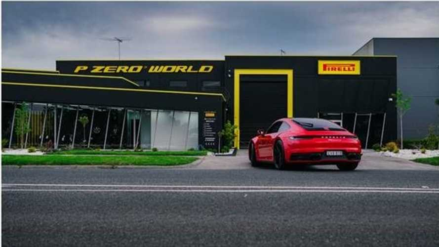 Pirelli P Zero World Melbourne