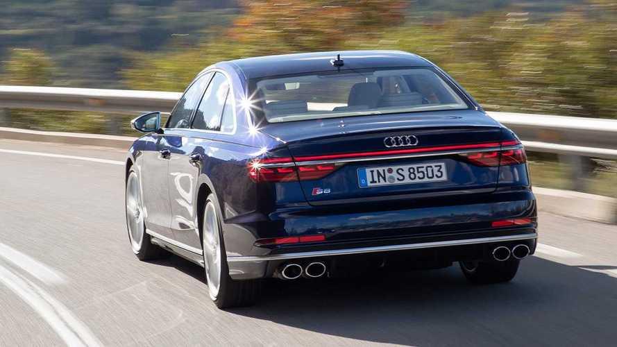 Essai Audi S8 (2019)