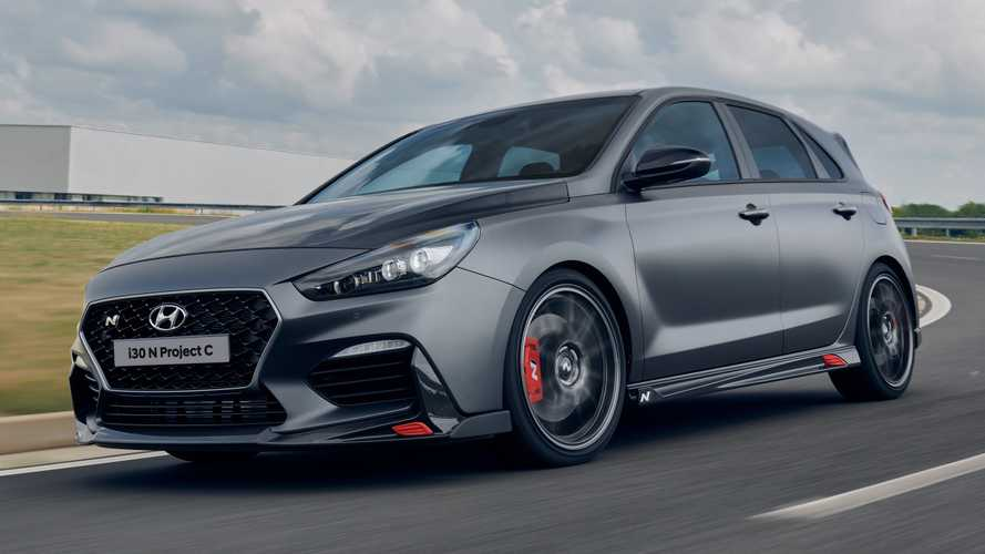 Hyundai i30 N Project C Revealed With Significant Weight Loss