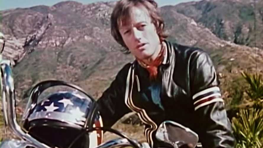 Learn Motorcycle Safety With Peter Fonda And Evel Knievel