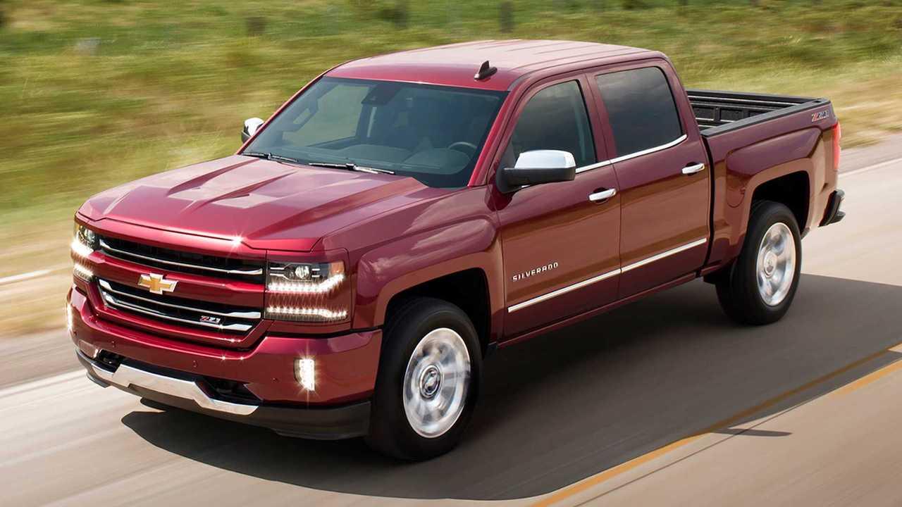 GM Recalls Trucks SUVs