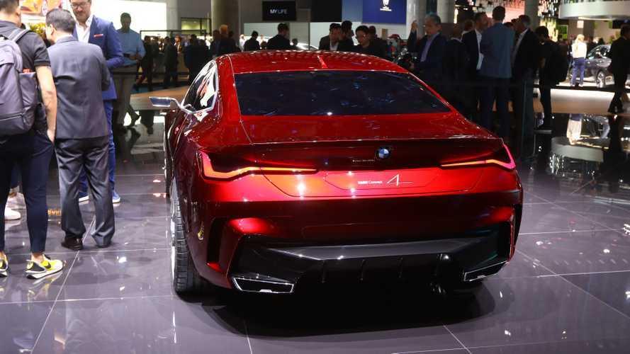 Los 5 mejores concept cars del salón de Frankfurt 2019