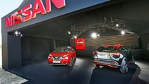Nissan Juke на выставке