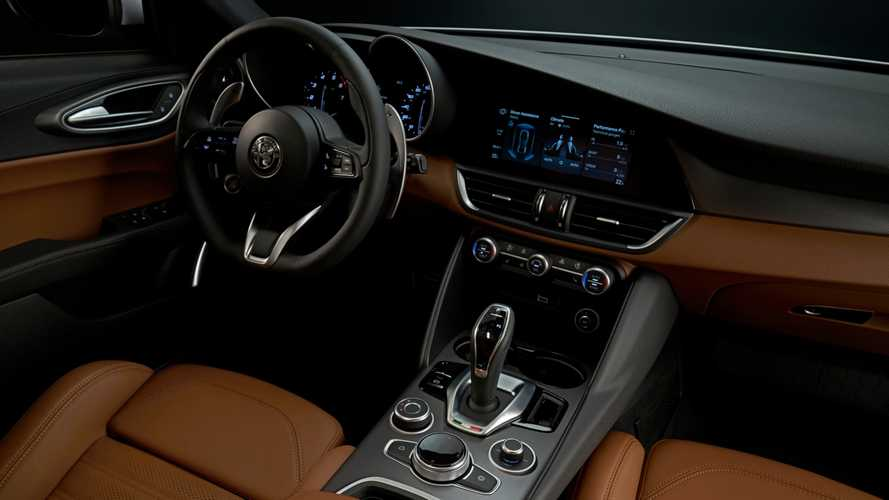 2020 Alfa Romeo Giulia and Stelvio debut with improved infotainment