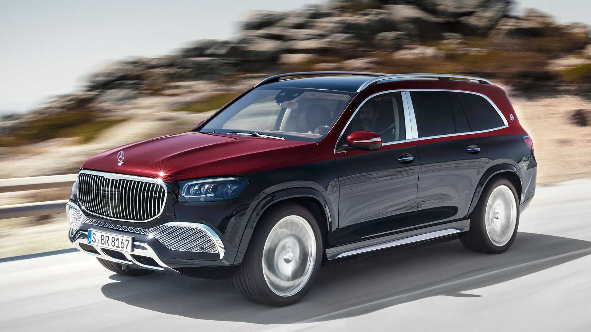 Mercedes-Maybach GLS (2020)