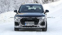Photos espion - Audi Q5 restylé (Novembre 2019)