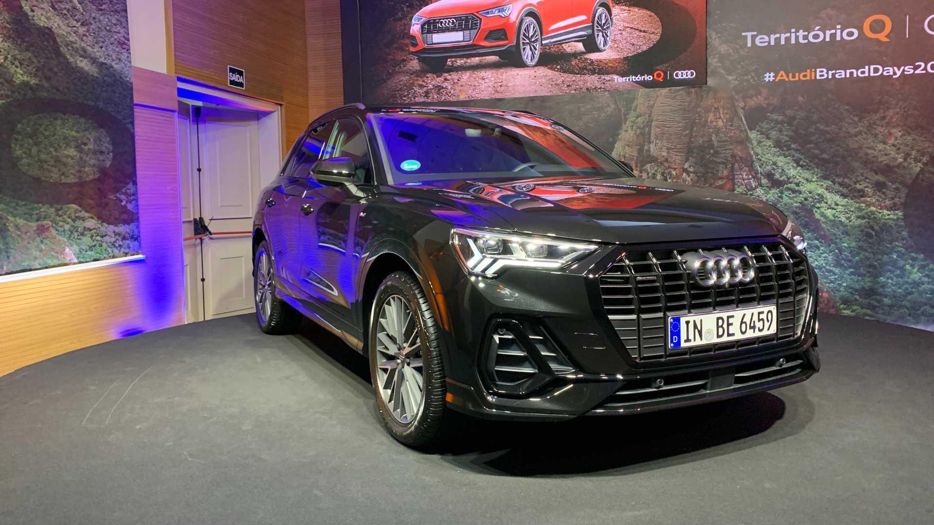Novo Audi Q3 2020 Entra Em Pre Venda Por R 179 990