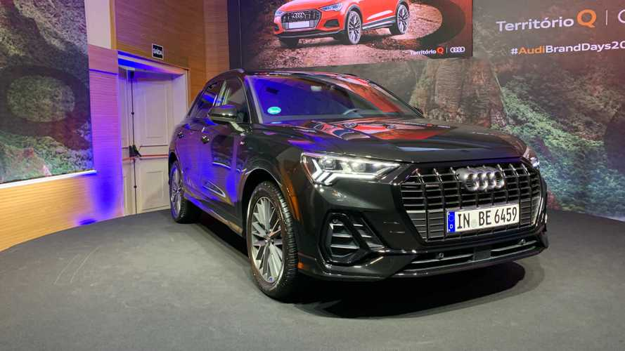 Novo Audi Q3 2020 entra em pré-venda por R$ 179.990