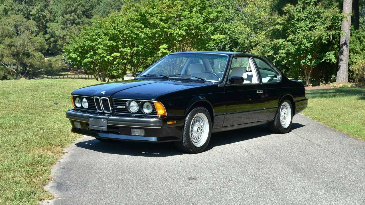Which Of These Classic BMW M6 Models Would You Get?