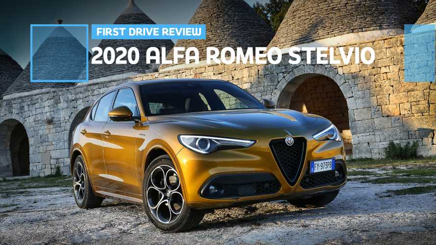 2020 Alfa Romeo Stelvio First Drive: A New Inner Beauty