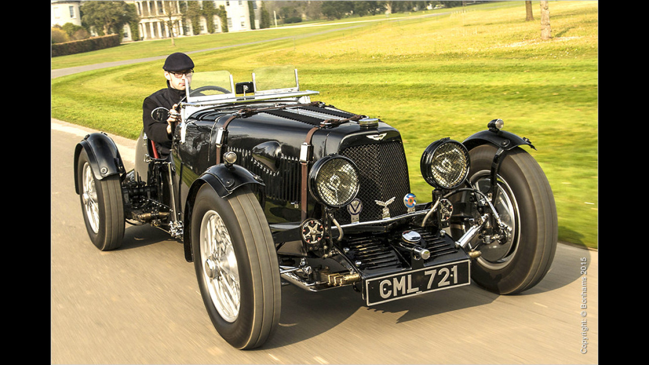 Aston Martin Ulster LM19 1935