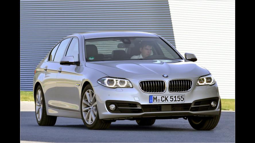 Neue Motoren für BMW 2er, 4er und 5er