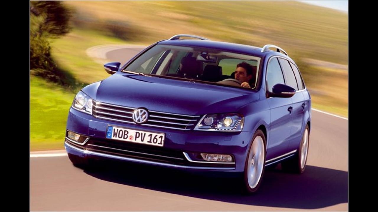 VW Passat Variant 3.6 V6 4Motion