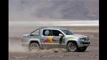 VW bei der Rallye Dakar