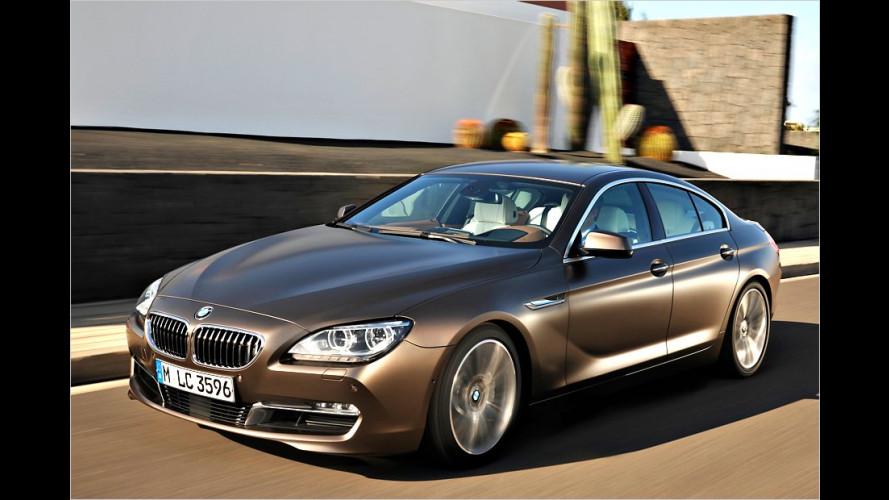 BMW 6er Gran Coupé: Das kostet der CLS-Konkurrent