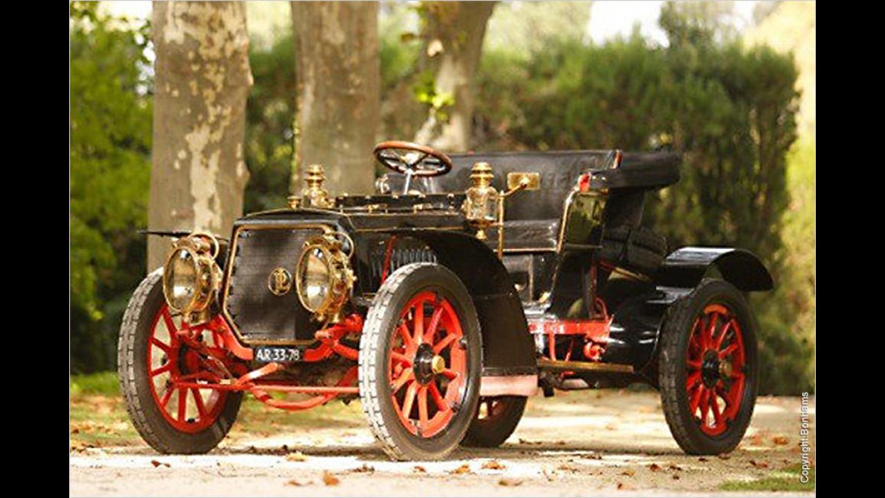Panhard-Levassor 35 HP Sports (1904): 747.500 Euro