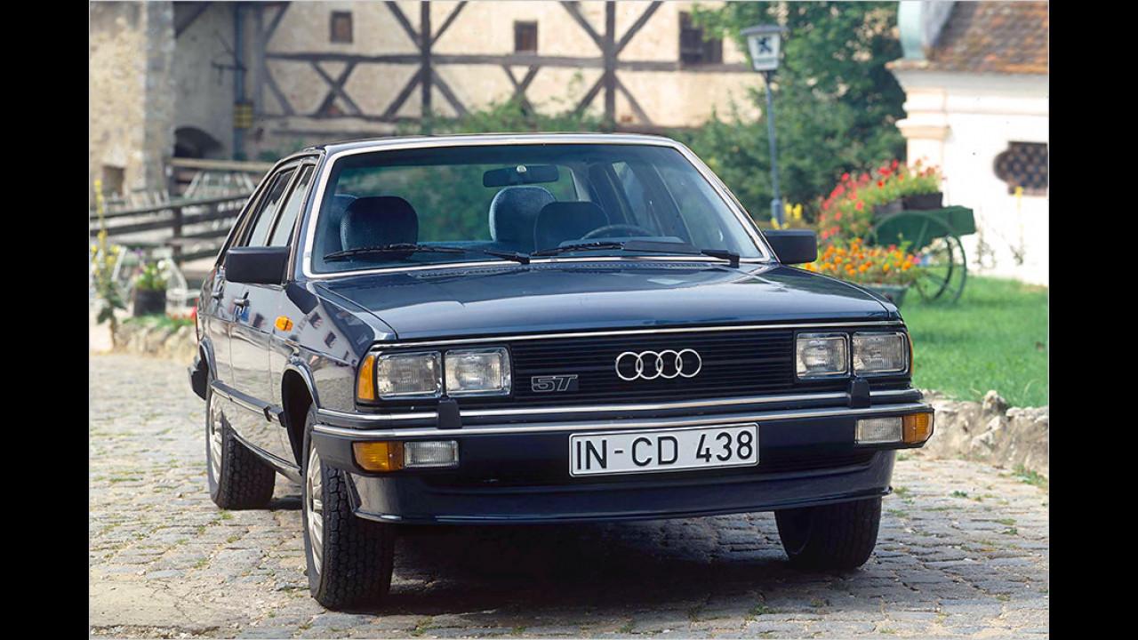 1980: Audi 200 5T