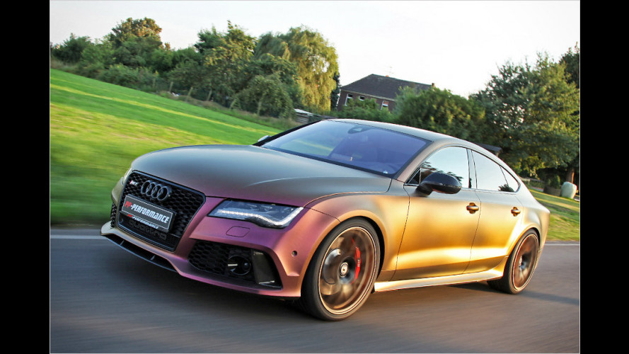 Audi RS 7 von PP-Performance mit brutaler Power