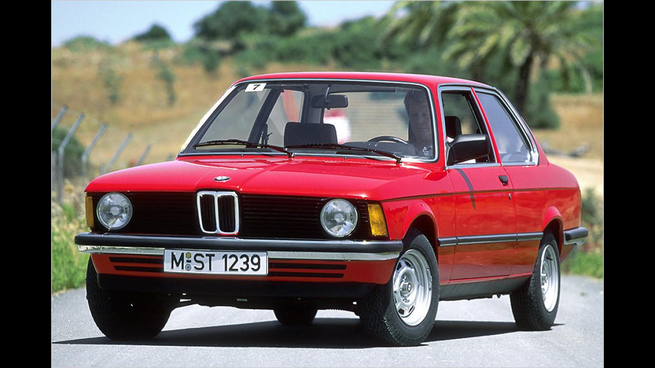 BMW 3er (1975)
