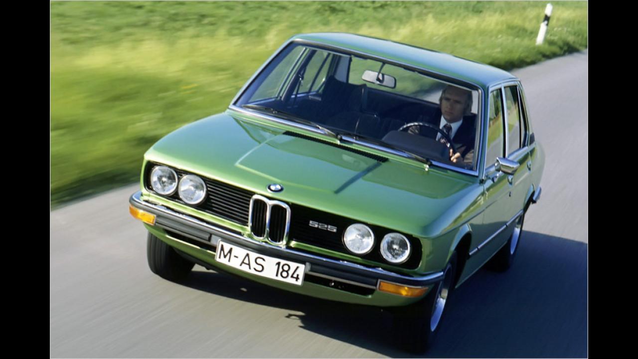 40 Jahre BMW 5er-Reihe