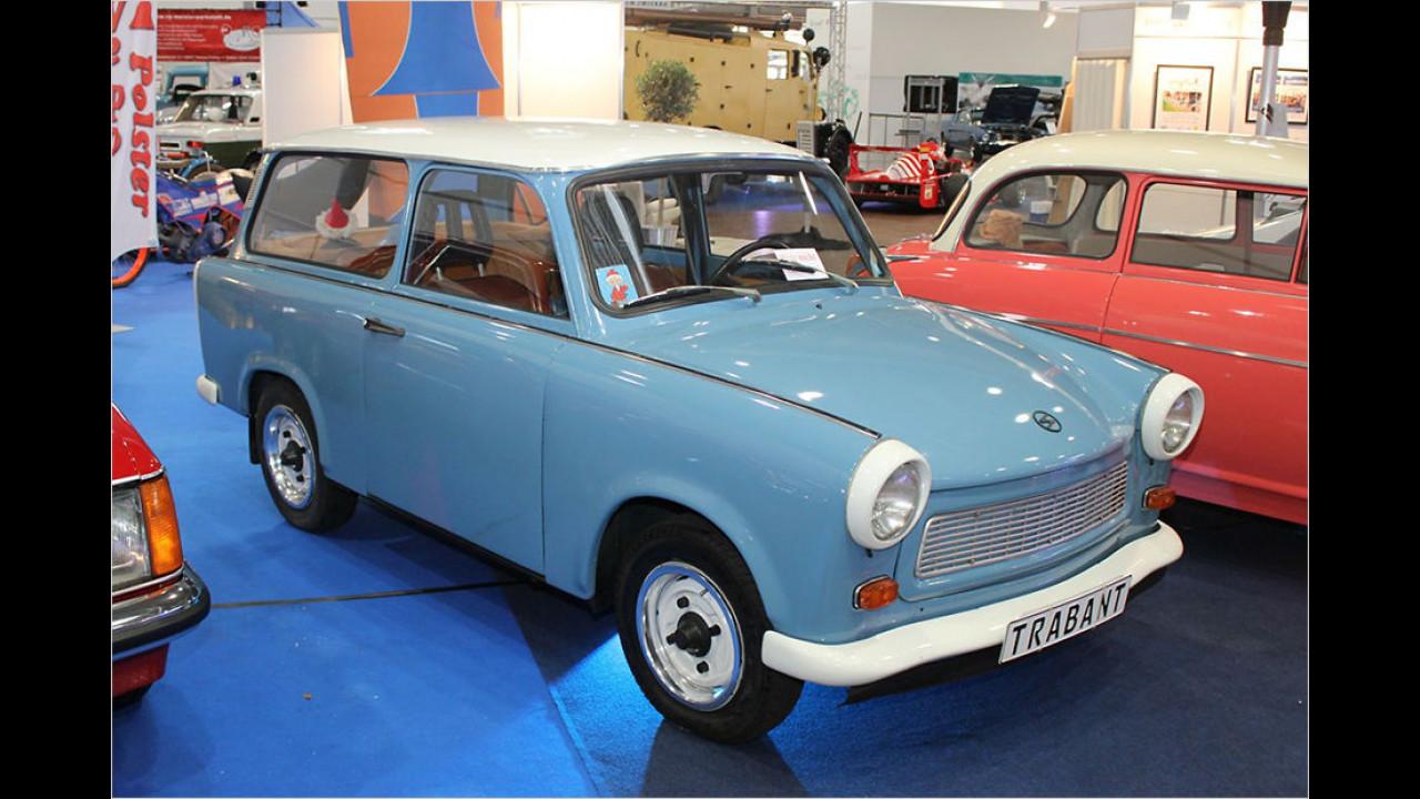 1964: Trabant P 601