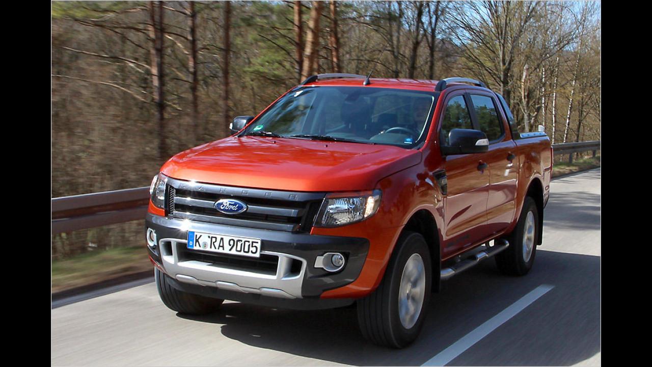 Ford im Ranger