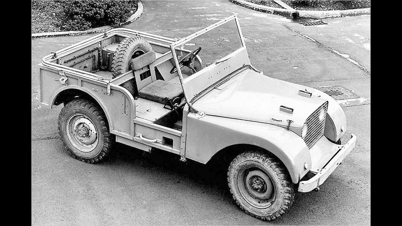 Land Rover Prototyp (1947)