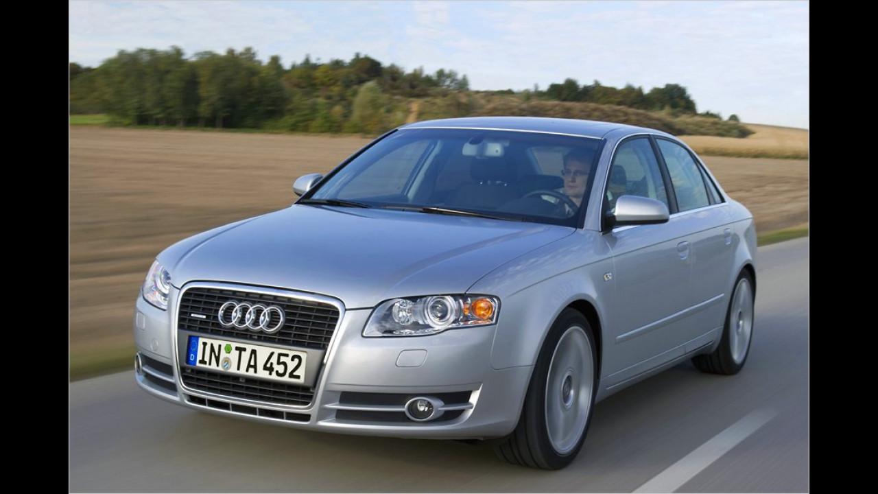 Audi A4 (2004)