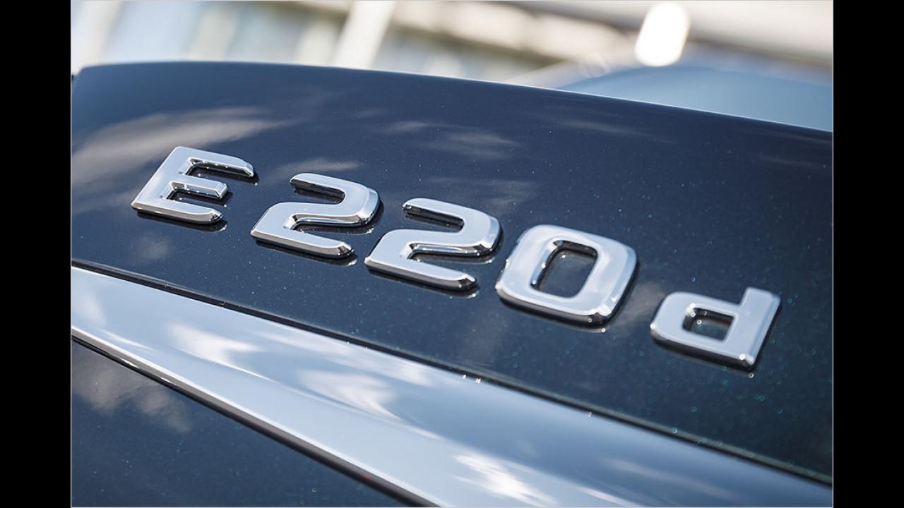 Motoren: E 220 d