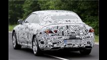 Neue Erlkönigbilder Mercedes C-Klasse Cabrio