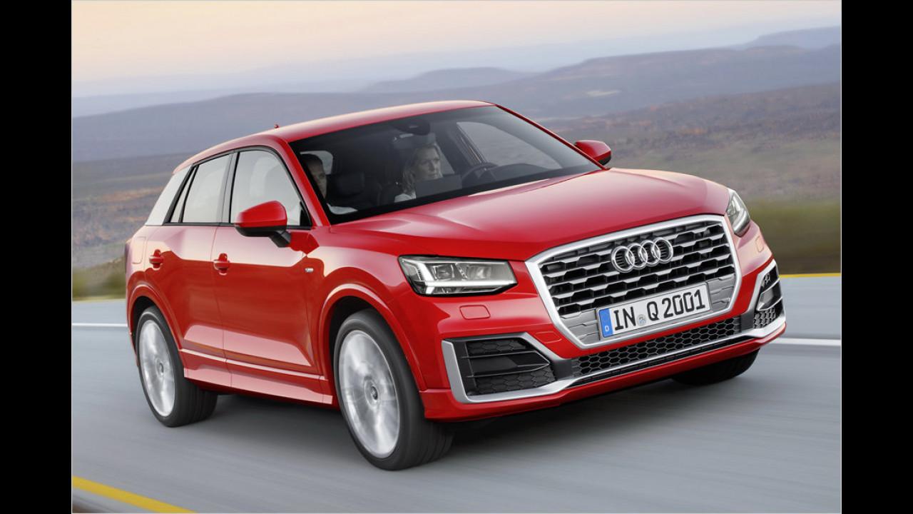 Kompakt-SUV: Audi Q2