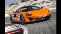 Für den Track: McLaren 570S GT4