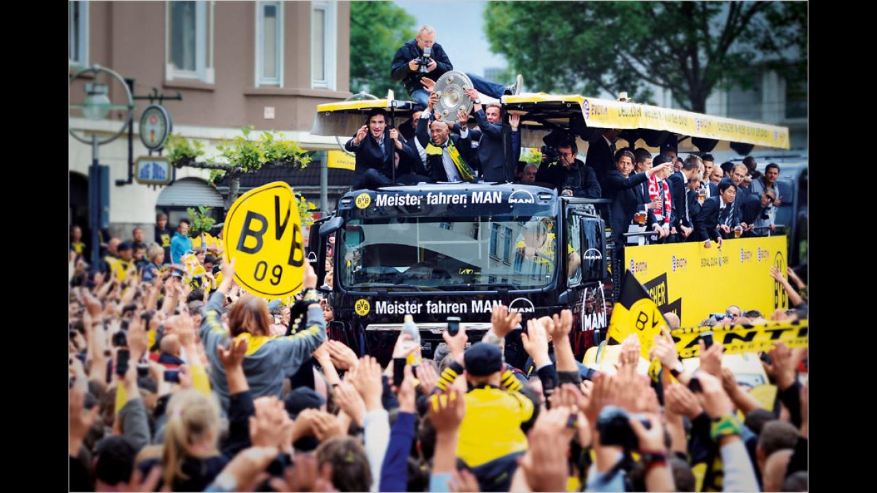 Borussia Dortmund: MAN