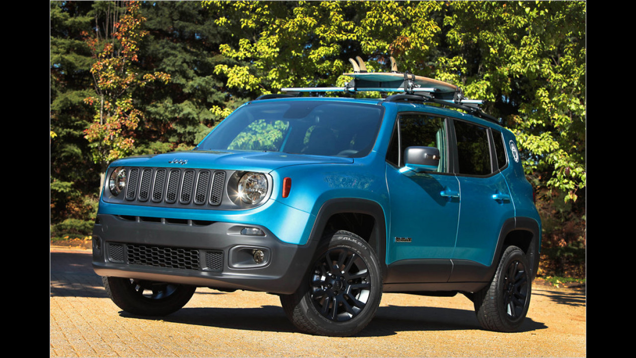 Jeep Renegade Riptide