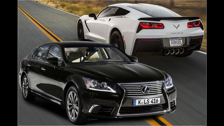Die stärksten Modelle mit Saugmotor unter 100.000 Euro
