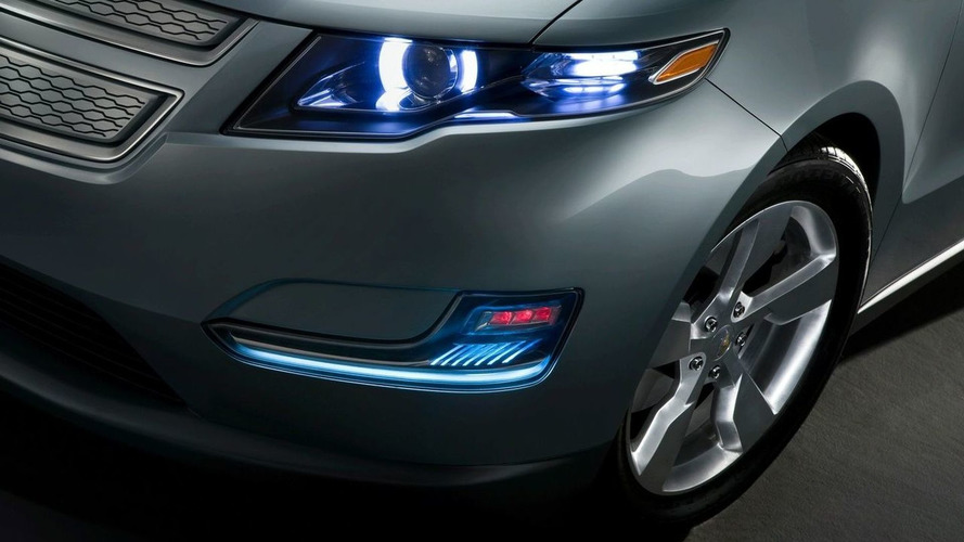 GM Teases Once Again with More Pics of Production Chevy Volt