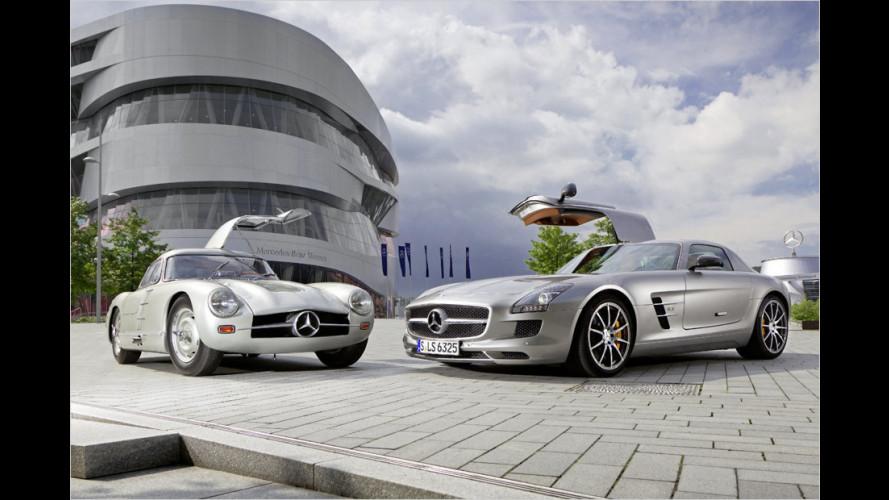 Die coolsten Türen der Autowelt