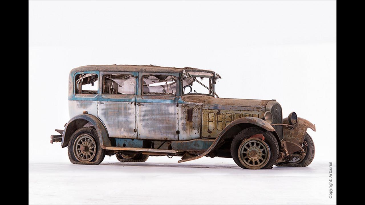 Delaunay Belleville Type VL8 Limousine (ca. 1932)