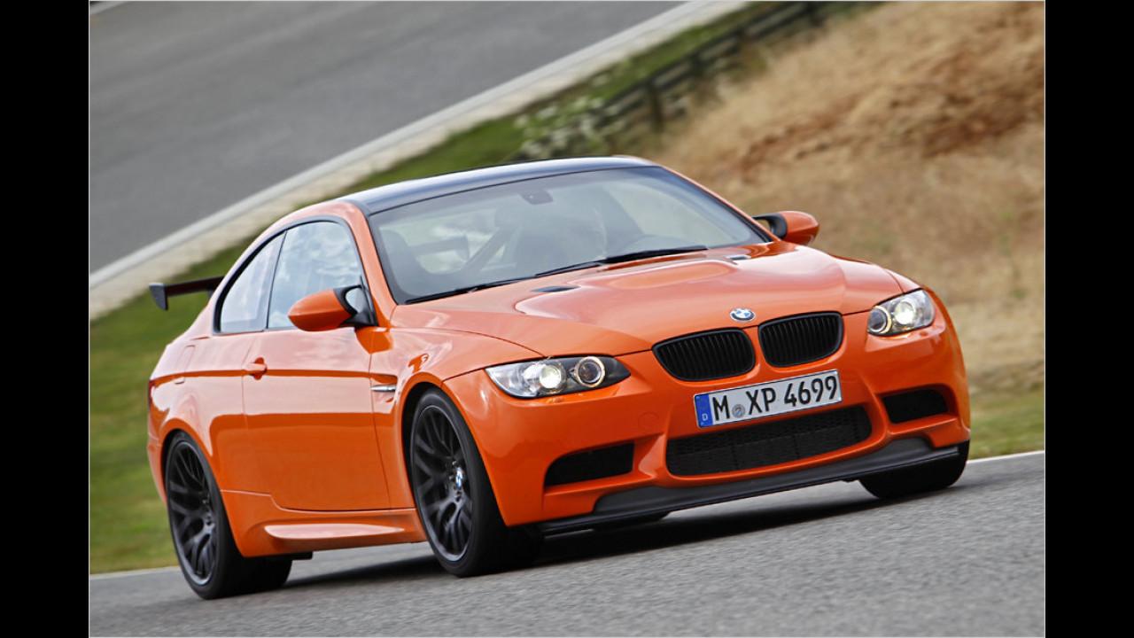 BMW M3 GTS (2007)