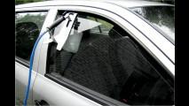 Tatortreiniger macht Autos wie neu