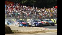 DTM und Rallyecross